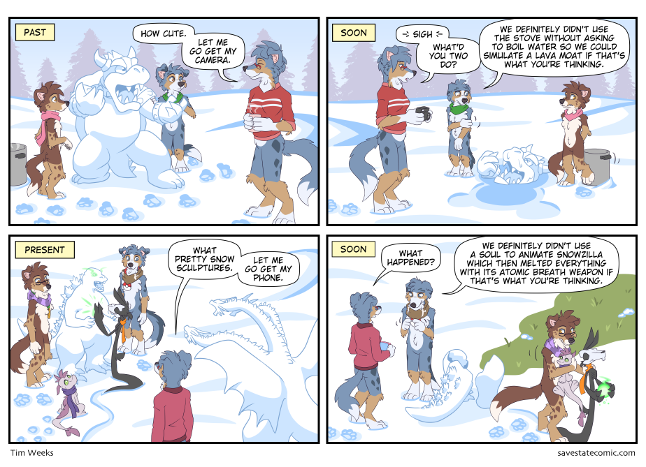 Snow Advancement